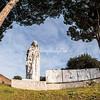 Statue of Santa Catharina, Castel Sant'Angleo, Rome