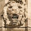 Lion fountain, Corte di Cassazione, Rome