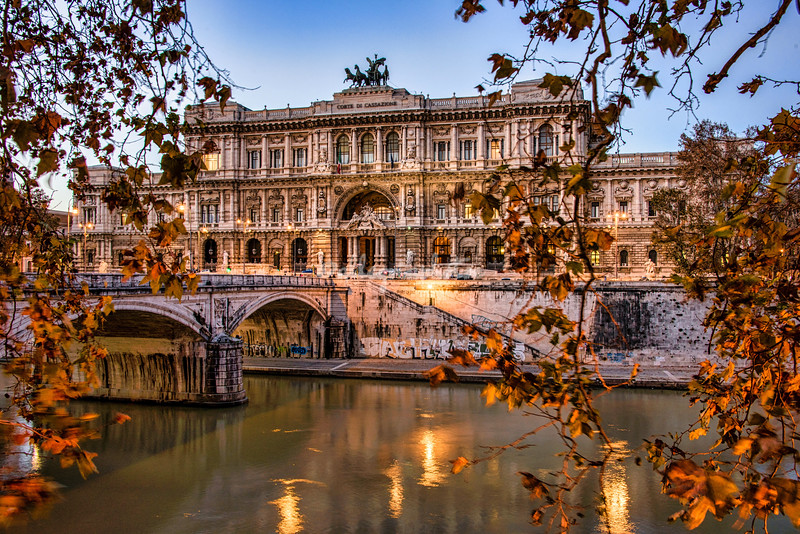 The Corte di Cassazione, Rome's Court