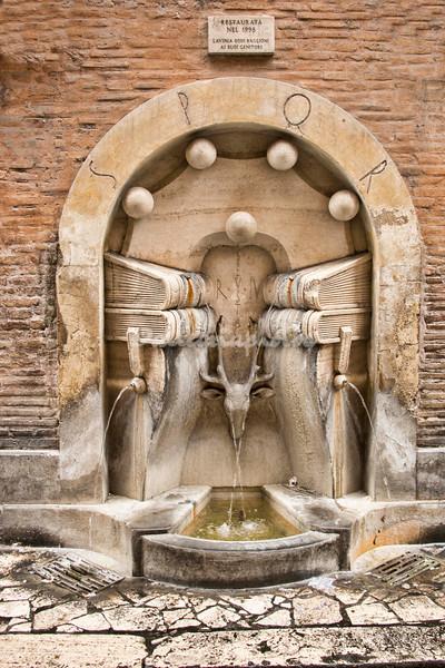 Fontana Via dei Straderai
