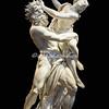 Bernini's 'Pluto and Persephone', Bernini exhibition, Galleria Borghese, Rome
