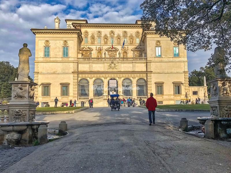 Galleria Borghese, Rome