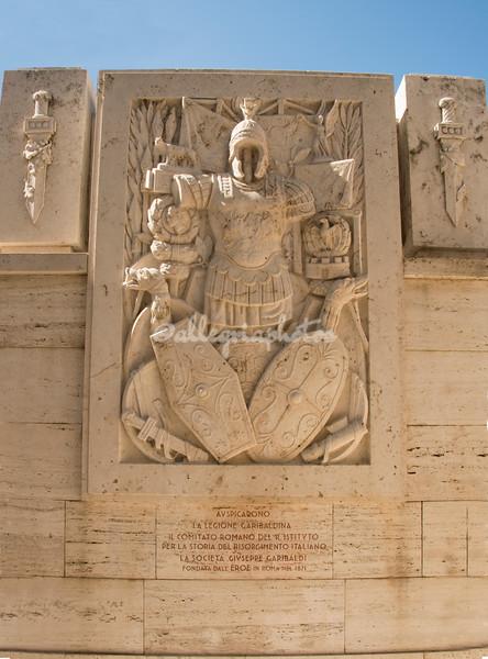 Mausoleon Ossario Gianicolense