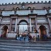 Porta del Popolo, Rome's northernmost gate
