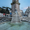 Fountain Piazza del Popolo