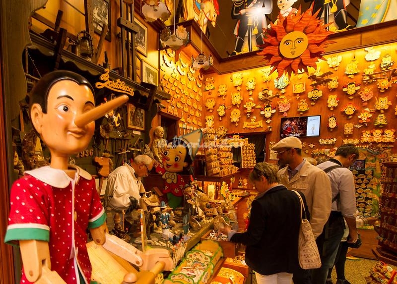 Bartolucci's toy shop
