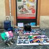 A  legitimate spray paint artist in Rome