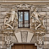 Rome building decorations