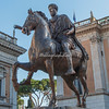 Replica of Statue of Marcus Aurelius on Campidoglio