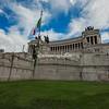 The Vittorio Emanuele Monument, Rome