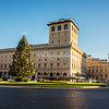 Christmas Tree, Piazza Venezia