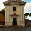 Chiesa di Domine Quo Vade, Appia Antica