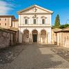 Chiesa di San Sebastiano, Appia Antica, Rome