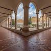 Michelangelo's Cloister, Baths of Diocletian