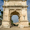 The Arch of Titus, Roman Forum