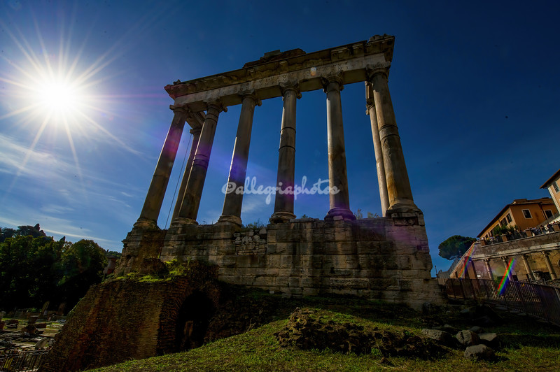 Temple of Saturn, Roman Forum