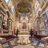 Santa Maria dell'Anima, apse, Rome