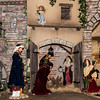 Christmas Crib at Santa Anastasia