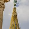 The spire of Santa Maria della Pace