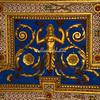 Ceiling detail, San Francesco Romana