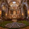 Interior Santa Caterina of Siena in Magnapolis