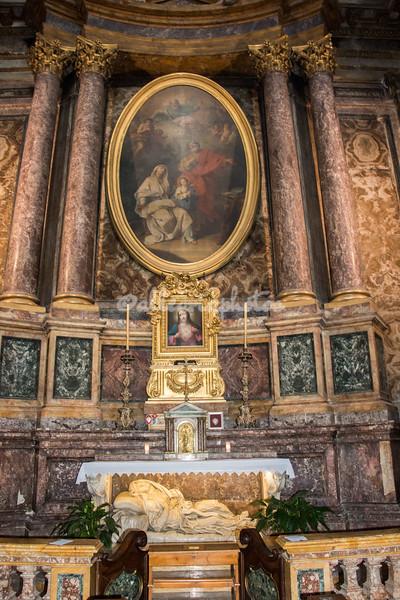 Sant Andrea delle Fratte