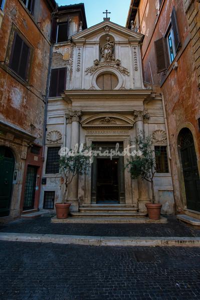 Church of Santa Barbara dei Librai