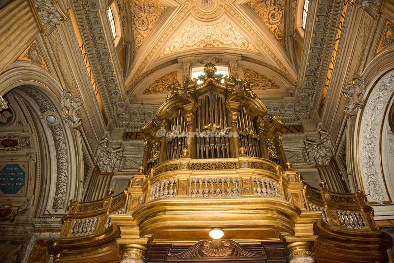 Organ, Sant Eustachio