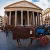 The Pantheon and Piazza Rotonda