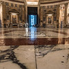 Rain falling through the Oculus of the Pantheon, Rome