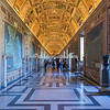 The Map Room, Vatican Museums, Rome