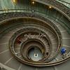 Spiral Ramp in Vatican Museum