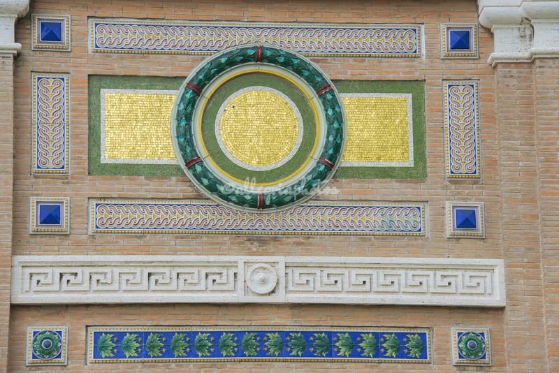 Vatican Museum exterior