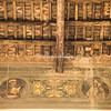 Detail of Wooden Loggia, San Marco's Basilica