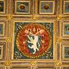 Detail, ceiling, San Marco's Basilica