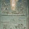 Detail door Sant Paolo Fuori le Mura