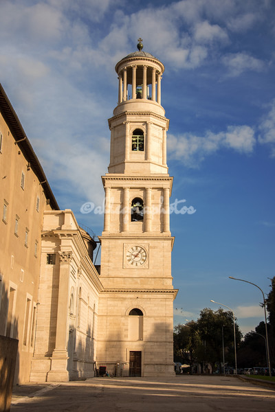 Bell Tower San Paolo fuori le mura