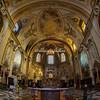 Interior Santa Maria degli Angeli e dei Martiri