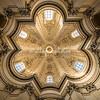 Interior Dome, Sant Ivo della Sapienza