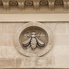 Barberini Bee on Sant ivo della Sapienza