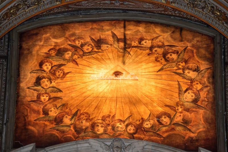 Detail, Santa Maria Maggiore