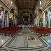 Interior Santa Maria Maggiore