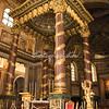 The baldacchino, Santa Maria Maggiore