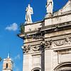 Facade of Santa Maria della Conciliazione
