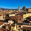 Across the rooftops of Florence