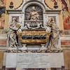 Galileos Tomb, Santa Croce, Florence