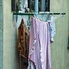 Cats guarding laundry, Monti, Lunigiana