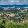 Abbazia Monte Olivetto, Tuscany