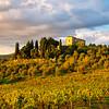 Sunset, Chianti Valley