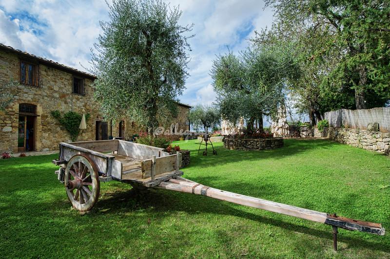 Castellina in Chianti, Tuscany